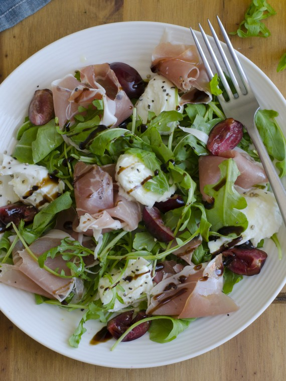 Salade Vlees